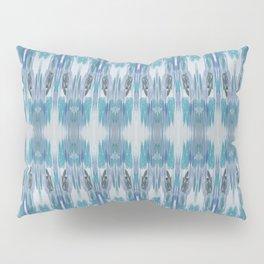 Elongated Art Deco Repeat Pillow Sham