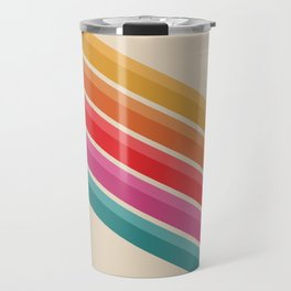 Retro - Downhill #743 Travel Mug