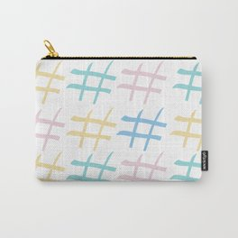 Hashtag pastel palette Carry-All Pouch