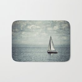 Pleasure Boat Bath Mat