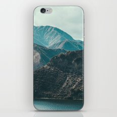 Layered Mountains iPhone & iPod Skin