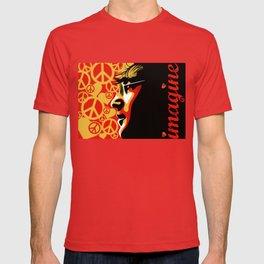John Lennnon Imagine  T-shirt