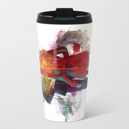 Red Riding, I Am Not Your Wolf Travel Mug