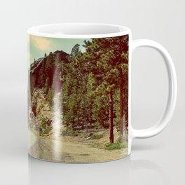 A Colorado Road Coffee Mug
