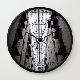 The St. Felix Warehouse, Antwerp, Belgium Wall Clock