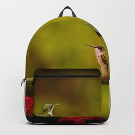Natures Twitter War Backpack