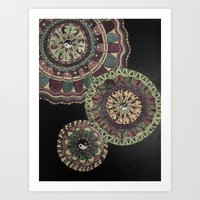 Patty Art Print