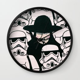 Anonymous Wall Clock