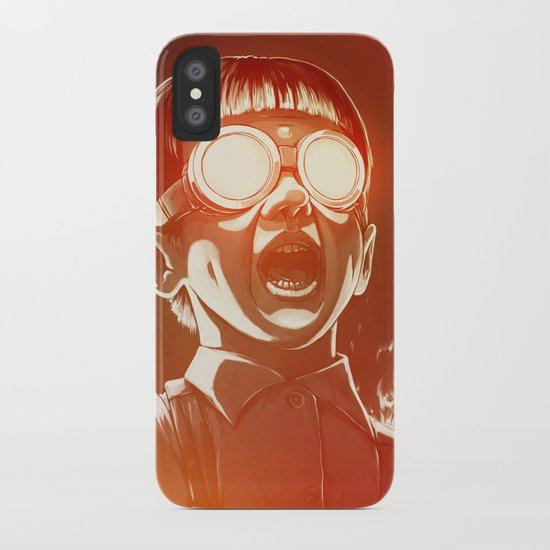 FIREEE! iPhone Case