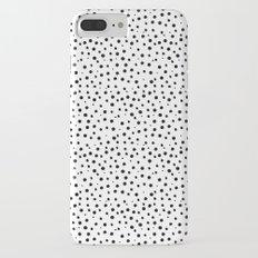 Tiny Doodle Dots iPhone 7 Plus Slim Case