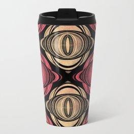 Mars eye Metal Travel Mug