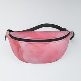 Pink smoke Fanny Pack