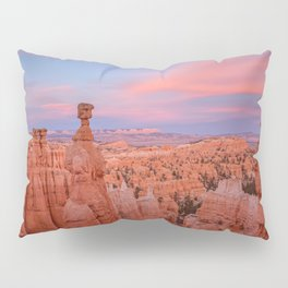 BRYCE CANYON NATIONAL PARK SUNSET UTAH LANDSCAPE Pillow Sham