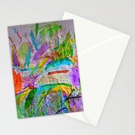 Lily's Watercolor Stationery Cards