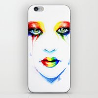 new order iPhone & iPod Skins featuring New Order by Isaiah K. Stephens