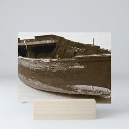 Boat Mini Art Print