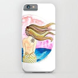 Sirena Tahina iPhone Case