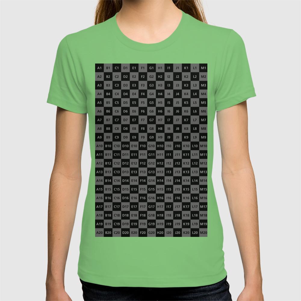 UV Mapped / Unfolded UV texture map T-shirt