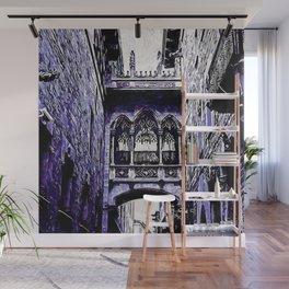 Barcelona, Gothic Quarter Wall Mural