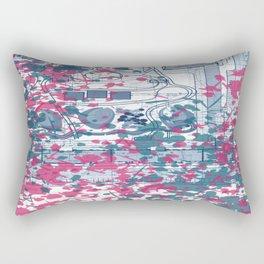 Abstract pattern 25 Rectangular Pillow