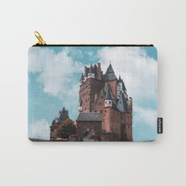 Burg Eltz Castle Germany Up in the Clouds Carry-All Pouch