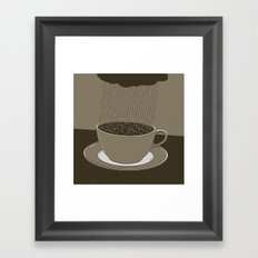 GOOD MORNING 02 Framed Art Print