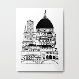 Florencia Metal Print