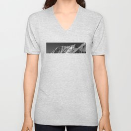 Mt. Epperly Antarctica Unisex V-Neck