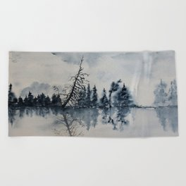 Herefoss-GerlindeStreit Beach Towel