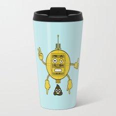 Emojibot Travel Mug