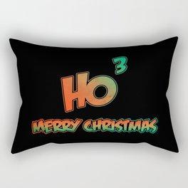 Ho Ho Ho Rectangular Pillow