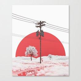 LAGUNA (04/21/18) Canvas Print