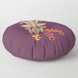 Indian Corn Floor Pillow