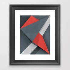 Projections Framed Art Print