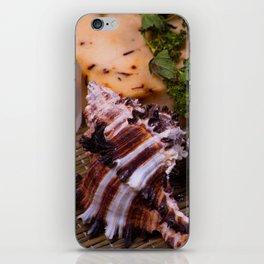Bath accessories. iPhone Skin