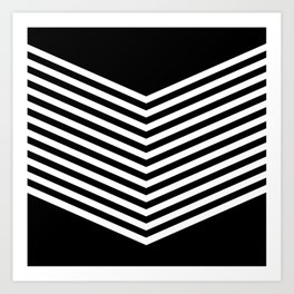 Stripes Vol.2 Art Print