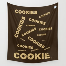 COOKIES! Wall Tapestry