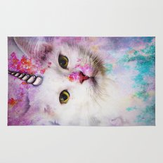 Unicorn Cat Rug
