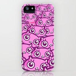 Crazy Cat Lady Dreams iPhone Case