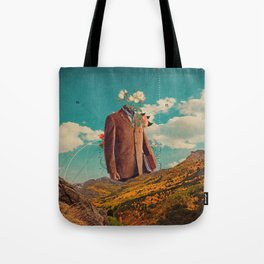 Sometimes I Think You'll Return Tote Bag