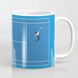Australian Open Grand Slam | Blue Tennis Court  Coffee Mug