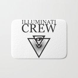 Illuminati Crew Confirmed !!! Bath Mat