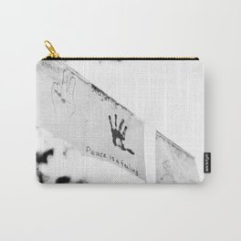 Peace is a Feeling Carry-All Pouch