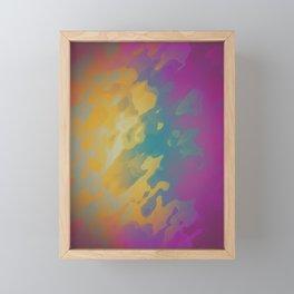 Internebula Framed Mini Art Print