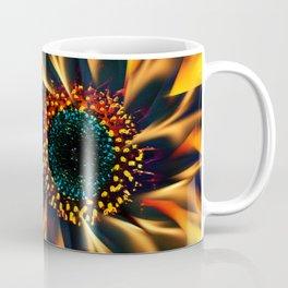 Flaming Love Flower Coffee Mug