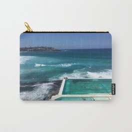 Bondi Icebergs, Sydney, Australia Carry-All Pouch