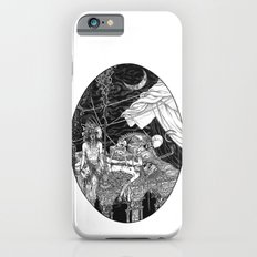 Fleeing Skeleton iPhone 6s Slim Case