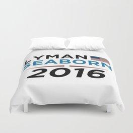 Lyman Seaborn 2016 Duvet Cover