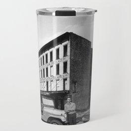 Hale's Garage Travel Mug