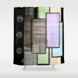 Headstock Exchange Shower Curtain
